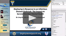 Deploying in Response to an Infectious Disease Outbreak