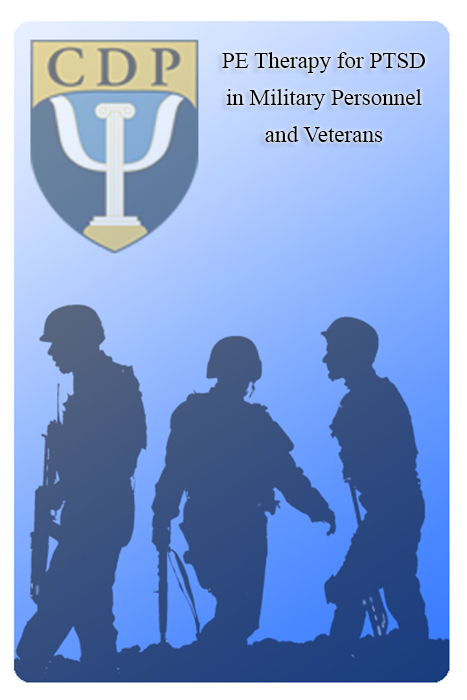 PE Therapy for PTSD in Military Personnel and Veterans