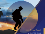 2020 CDP Annual Report Cover