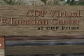 CDP Virtual Education Center Marquee