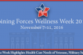 2016 Joining Forces Wellness Banner