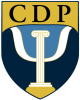 CDP shield logo