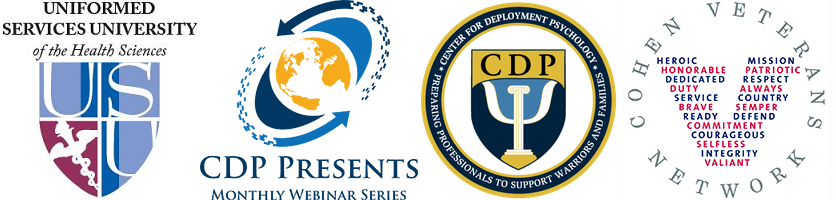 USU, CDP Presents, CDP, CVN logos